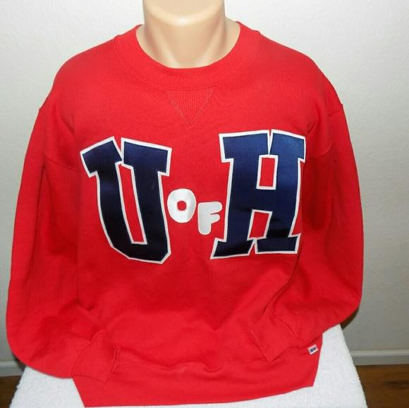 Vintage Shirts Embroidered University Of Houston Shirt Poshmark